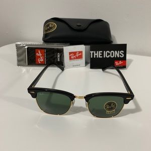 Ray-Ban Classic Clubmaster RB3016